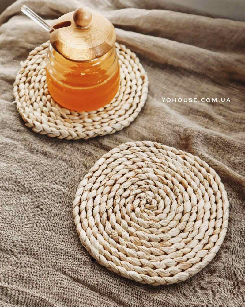 Плетена Підкладка 15 См
