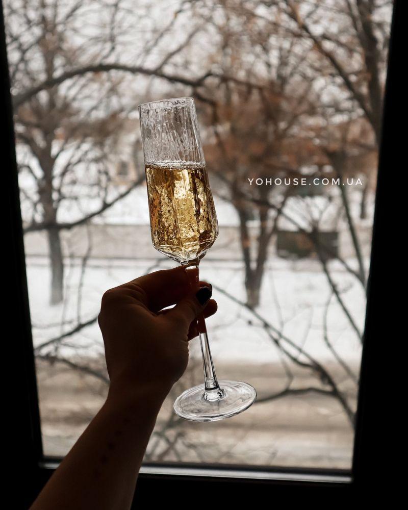 Келих для шампанського Ice