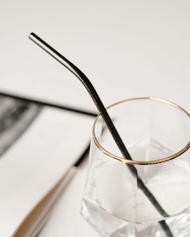 Трубочка  Silver