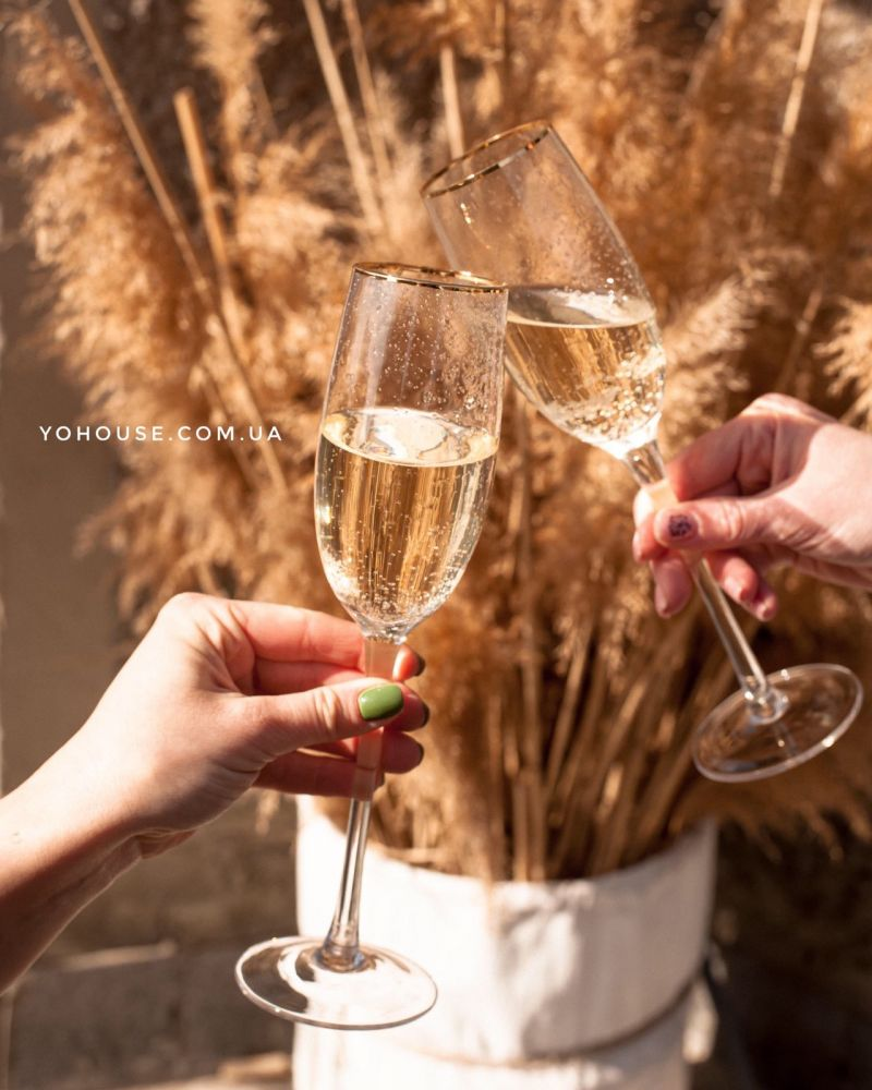 Келих для шампанського Bubbles